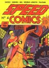 Cover For Speed Comics 4
