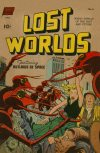 Cover For Lost Worlds 6