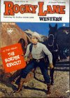 Cover For Rocky Lane Western 7