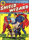 Cover For Shield Wizard Comics 1