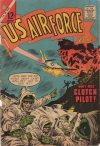 Cover For U.S. Air Force Comics 25