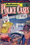 Cover For Authentic Police Cases 25