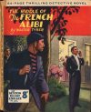 Cover For Sexton Blake Library S3 303 The Riddle of the French Alibi