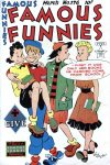Cover For Famous Funnies 176