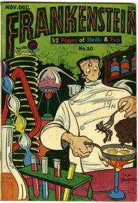 Large Thumbnail For Frankenstein #10