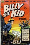 Cover For Billy the Kid Adventure Magazine 18