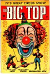 Cover For The Big Top 1