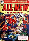 Cover For All New Comics 7