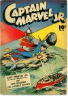 Cover For Captain Marvel Jr. 32