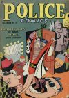 Cover For Police Comics 97