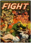 Cover For Fight Comics 28