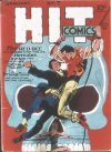 Cover For Hit Comics 7 (fiche)