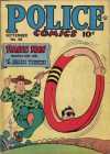 Cover For Police Comics 58
