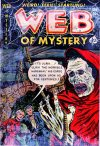 Cover For Web of Mystery 16