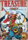 Cover For Treasure Comics 6