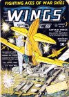 Cover For Wings Comics 24