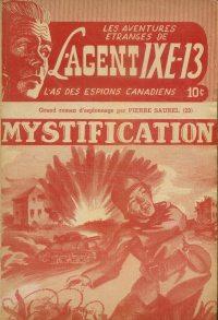 Large Thumbnail For L'Agent IXE-13 v2 023 - Mystification