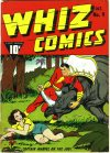 Cover For Whiz Comics 9 (paper/8fiche)