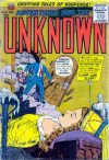 Cover For Adventures into the Unknown 93