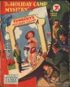 Cover For Sexton Blake Library S3 150 The Holiday Camp Mystery