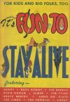 Cover For It's Fun to Stay Alive