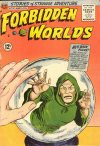 Cover For Forbidden Worlds 110