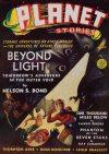 Cover For Planet Stories v1 5 Beyond Light Nelson S. Bond