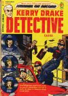 Cover For Kerry Drake Detective Cases 21