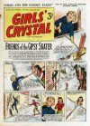 Cover For Girls' Crystal 953