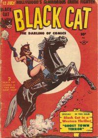 Large Thumbnail For Black Cat #12