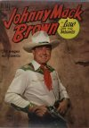 Cover For 0269 Johnny Mack Brown