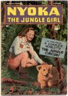 Cover For Nyoka the Jungle Girl 36