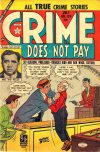 Cover For Crime Does Not Pay 124