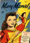 Cover For Mary Marvel 4