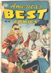 Cover For America's Best Comics 23