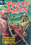 Cover For Space Man 3