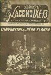 Cover For L'Agent IXE 13 v2 10 – L'invention du père Flanko