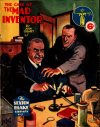 Cover For Sexton Blake Library S3 17 The Case of the Mad Inventor