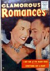 Cover For Glamorous Romances 84