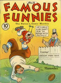 Large Thumbnail For Famous Funnies #64