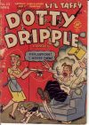 Cover For Dotty Dripple 23
