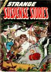 Cover For Strange Suspense Stories 20