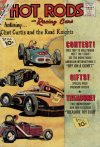 Cover For Hot Rods and Racing Cars 55