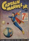 Cover For Captain Marvel Jr. 31