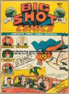 Cover For Charlie Chan Stories from Columbia's Big Shot Comics-Volume 1