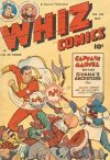 Cover For Whiz Comics 109