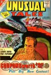 Cover For Unusual Tales 27