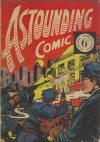 Cover For Astounding Comic nn