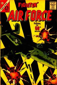 Large Thumbnail For Fightin' Air Force #39