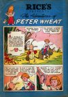 Cover For The Adventures of Peter Wheat 35